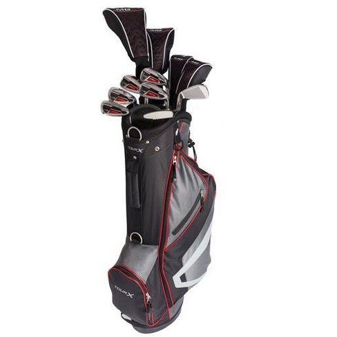 Merchants Of Golf Tour X Mg-17 16 Piece Set Steel - image 1 of 1