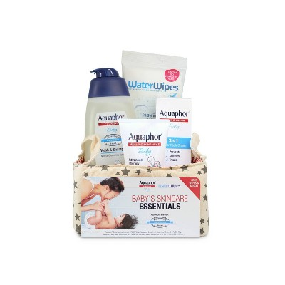 Aquaphor Baby Everyday Skincare Essentials - 4pc Gift Set