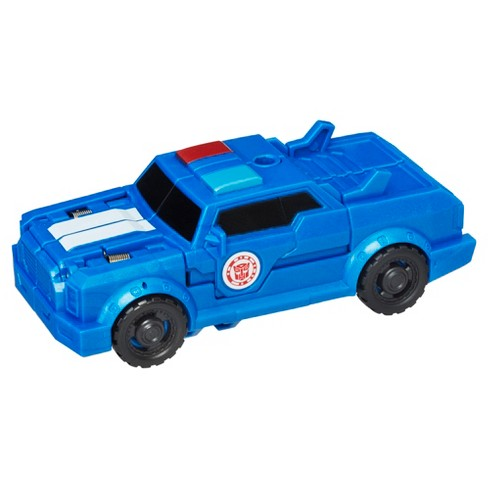 Transformers - Robots in Disguise Combiner Force 1-Step Changer Strongarm - image 1 of 3