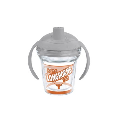 Tervis Texas Longhorns Born A Fan 6oz Sippy Cup with Lid