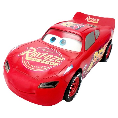 Disney Pixar Cars 3 - Tech Touch Lightning McQueen Vehicle - image 1 of 6