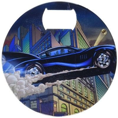 Adventure Trading Inc DC Comics Batman Batmobile Coaster Bottle Opener