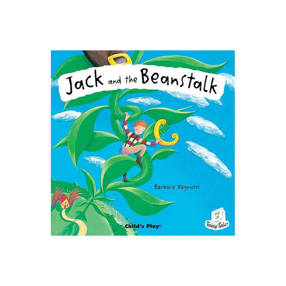 Jack And The Beanstalk Flip Up Fairy Tales Paperback