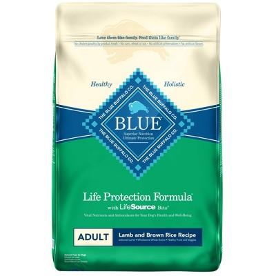 Blue Buffalo Life Protection Lamb & Brown Rice Recipe Adult Dry Dog Food
