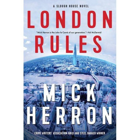 London Rules - (Slough House) by  Mick Herron (Hardcover) - image 1 of 1