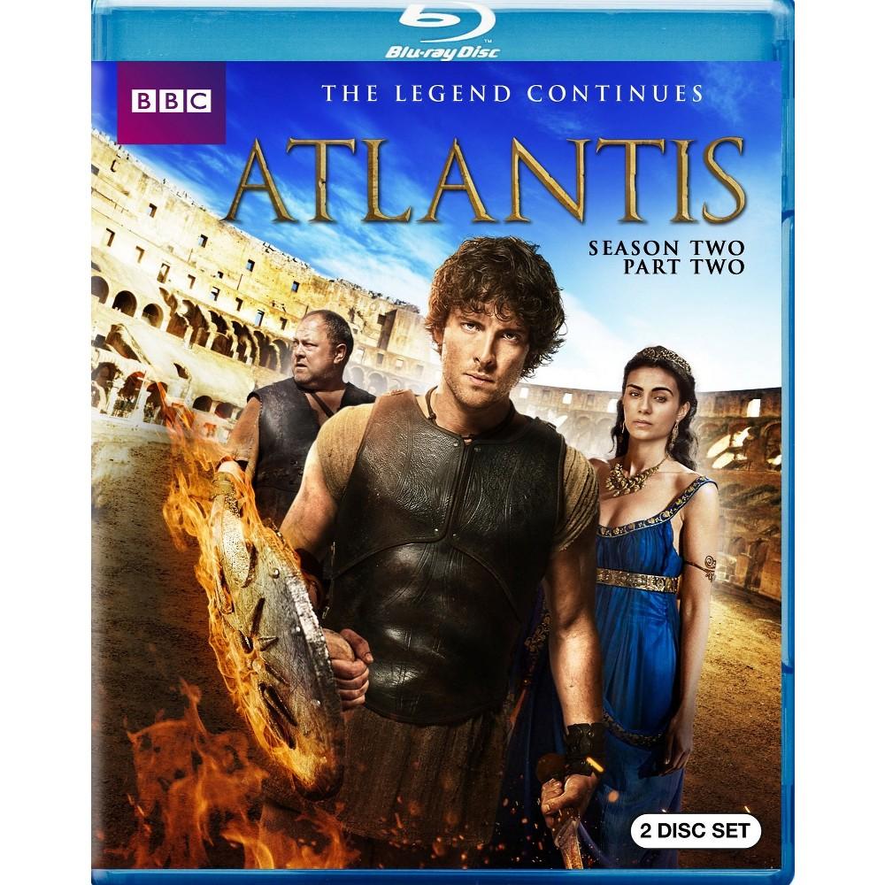 Atlantis:Season Two Part Two (Blu-ray)