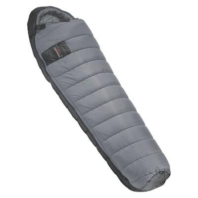 Suisse Sport Mummy Sleeping Bag- Gray (33 x84 x24 )
