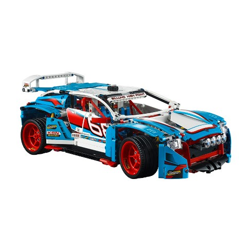 Lego Technic Rally Car 42077 Target