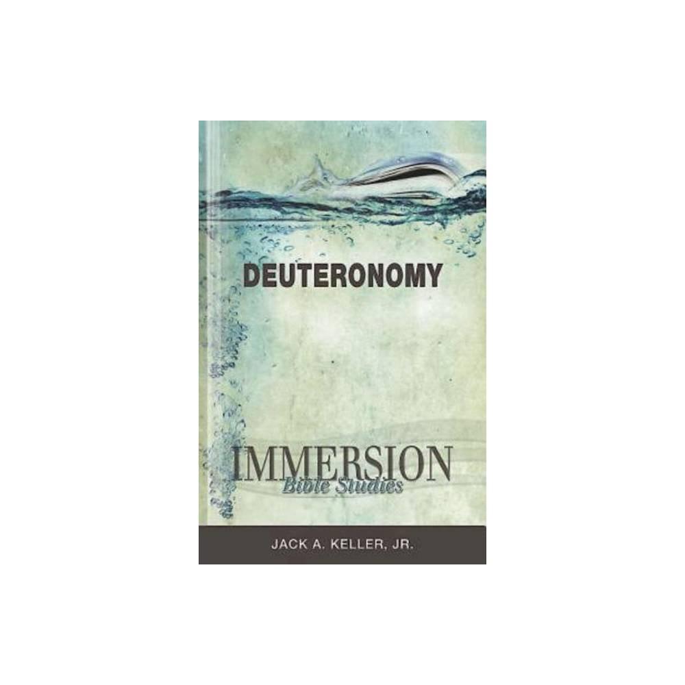 Immersion Bible Studies Deuteronomy Paperback