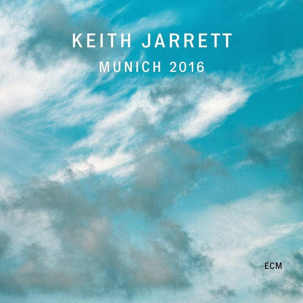 Keith Jarrett Munich 2016 2 Lp Vinyl