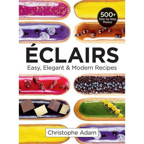 Eclairs - by  Christophe Adam (Paperback) - image 1 of 1
