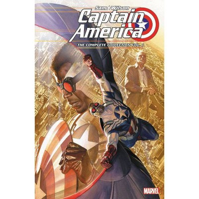 Captain America: Sam Wilson - The Complete Collection Vol. 1 - (Paperback)
