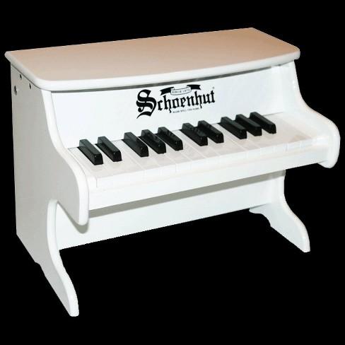 Schoenhut My First Piano II - White - image 1 of 1