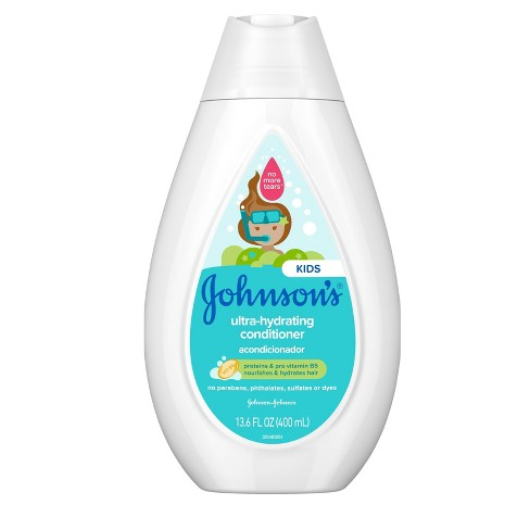 Johnson's Kids Ultra Hydrating Conditioner - 13.6 fl oz - image 1 of 4