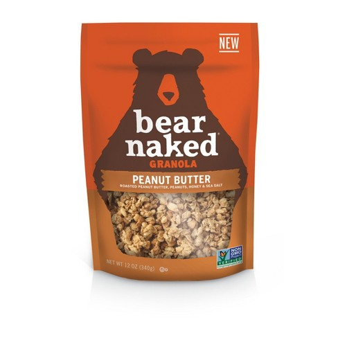 Bear naked peanut butter and jelly granola — photo 3