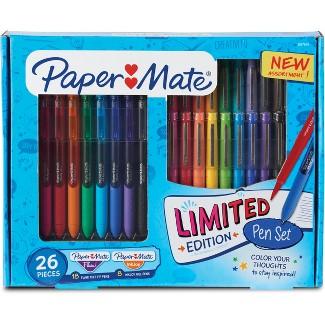 Paper Mate Rollerball Gel Pens 26ct - Multicolor