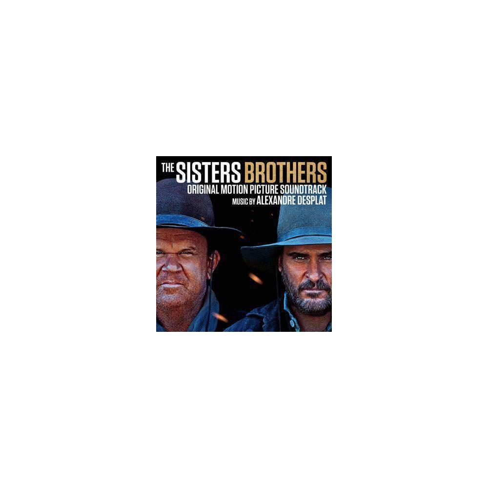 Alexandre Desplat - Sisters Brothers (OSC) (CD) Reviews