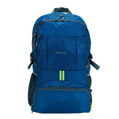 Rockland 19'' Packable Stowaway Backpack - Navy