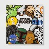 Women's Star Wars 15 Days of Socks Advent Calendar - Assorted Colors One Size - image 2 of 3