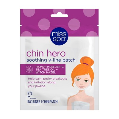 Miss Spa Chin Hero - Soothing Acne Patch - 0.08 fl oz