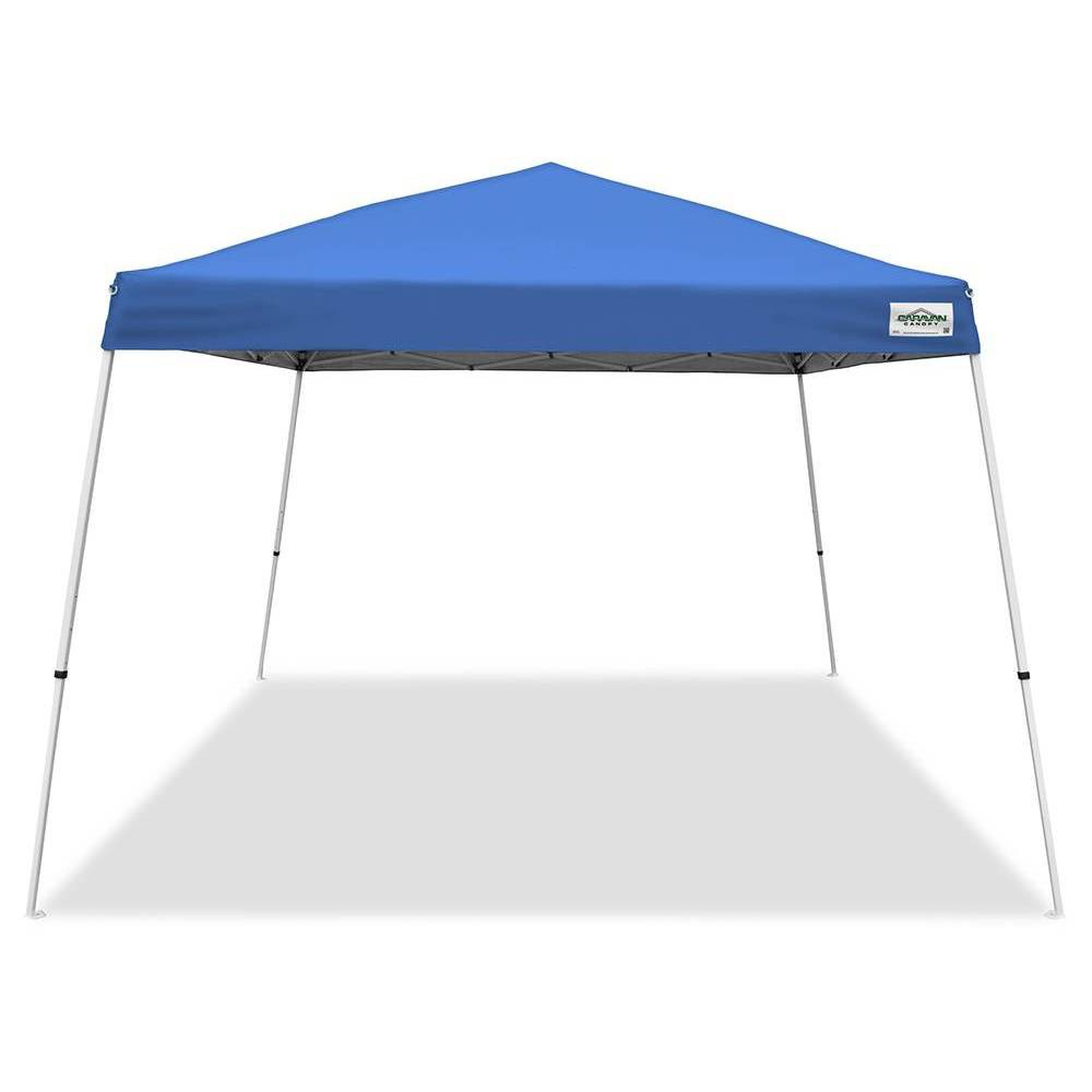 Image of Caravan 12X12 V-Series Canopy - Blue
