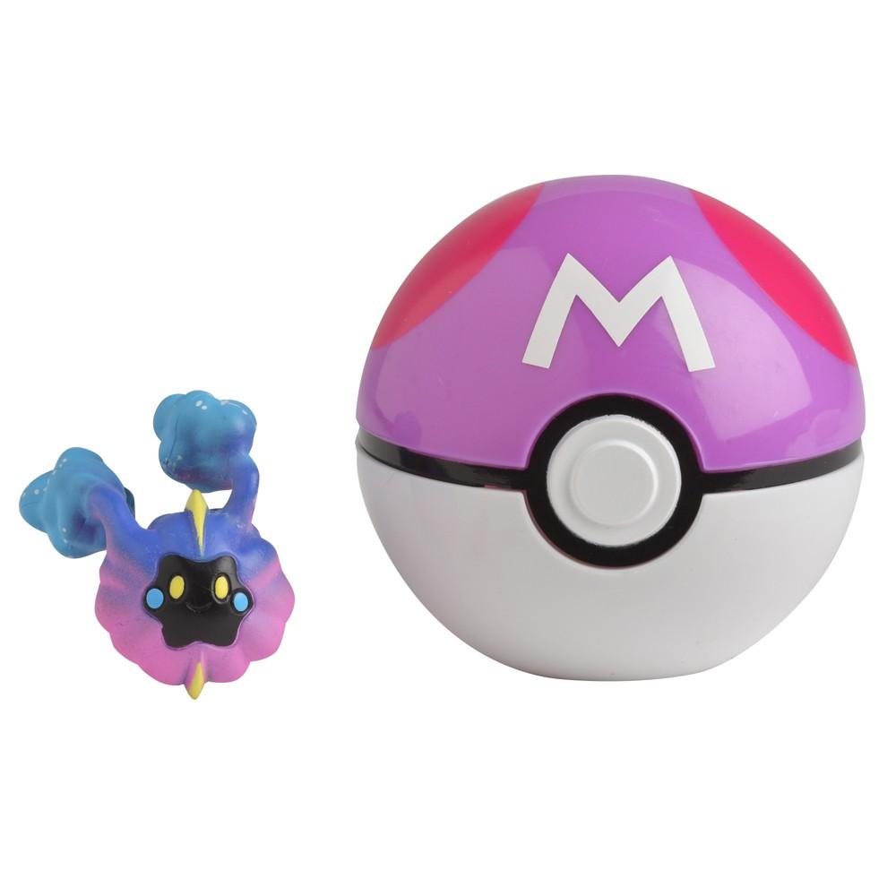 Pokemon Clip 'n' Go - Cosmog - Master Ball