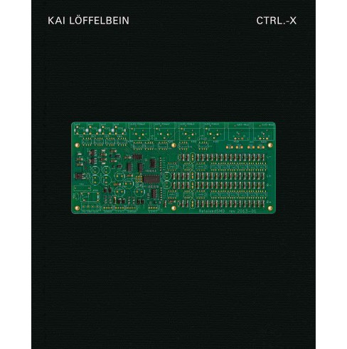 Kai Löffelbein : CTRL-X: A Topography of E-Waste -  by Catalina Hermanns & Ed Kashi (Hardcover) - image 1 of 1