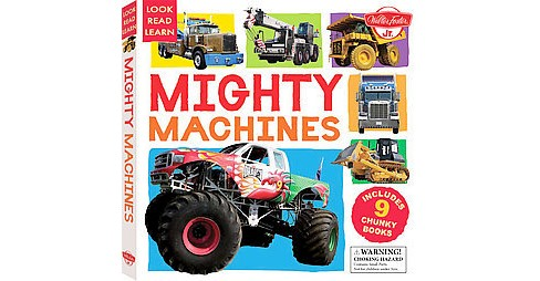 Mighty Machines (Hardcover) - image 1 of 1