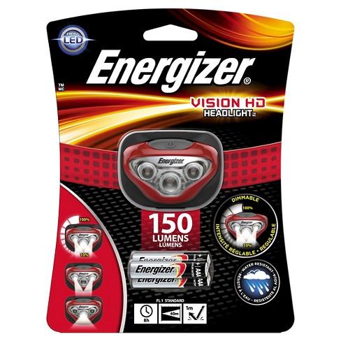 Energizer Vision LED HD Headlight - image 1 of 10