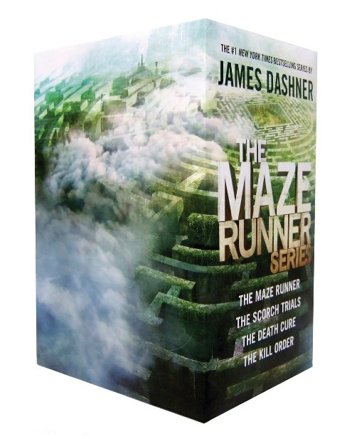 Maze Runner Series (Hardcover) (James Dashner) - image 1 of 1