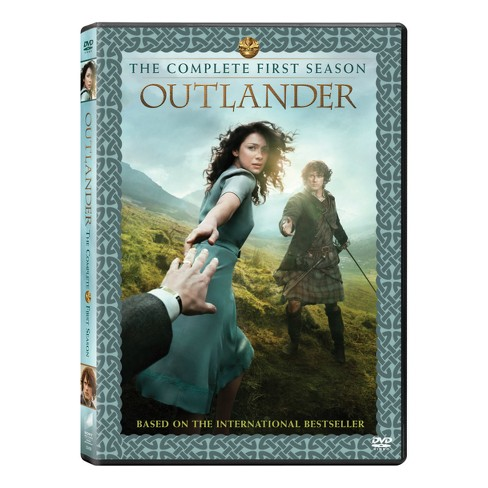 Outlander (2014) Season 1 (4 Discs) (DVD) - image 1 of 1