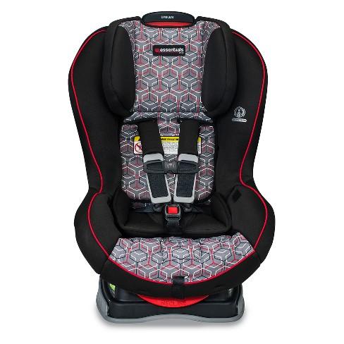 Essentials By Britax Emblem Convertible Car Seat Target