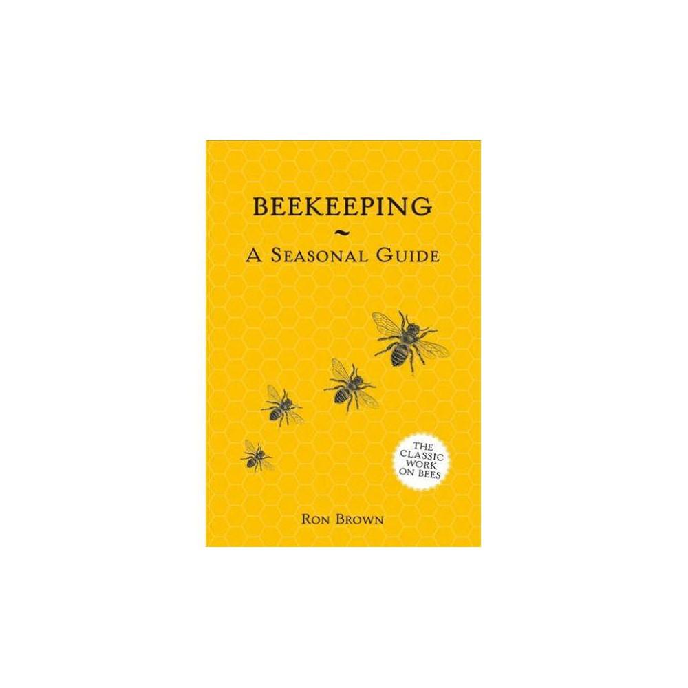 Beekeeping - by Ron Brown (Paperback)