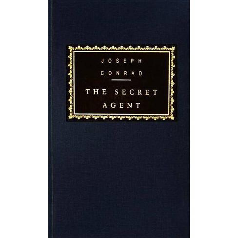 The Secret Agent - (Everyman's Library Classics) by  Joseph Conrad (Hardcover) - image 1 of 1