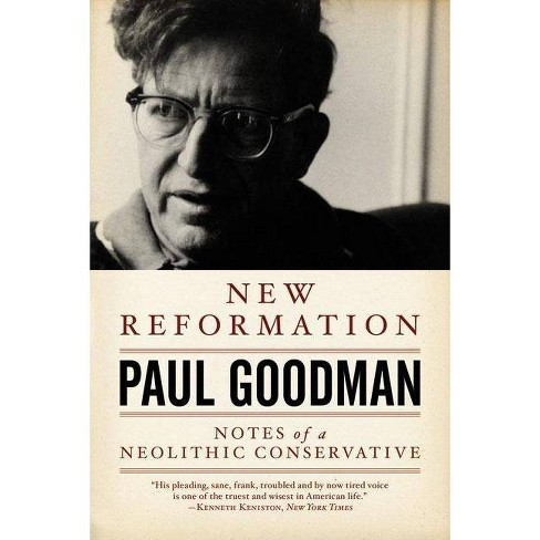 New Reformation - by  Paul Goodman (Paperback) - image 1 of 1