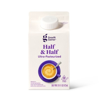 Half & Half - 1pt - Good & Gather™