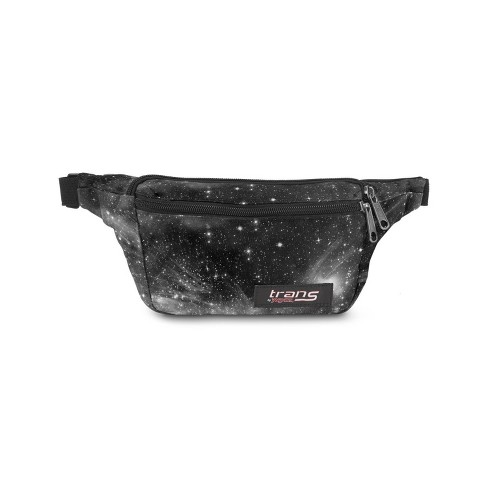 Trans by JanSport Bazoo Waist Pack - Gray Galaxy - image 1 of 4