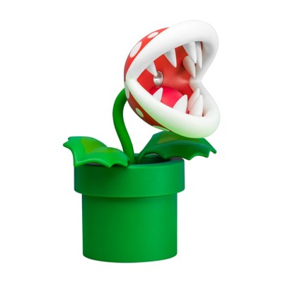 Nintendo Mario Kart Super Mario Piranha Plant Posable Light