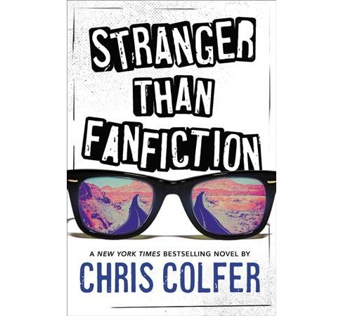Stranger Than Fanfiction (Large Print) (Hardcover) (Chris Colfer) - image 1 of 1