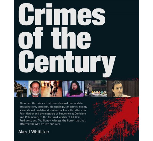 Crimes That Changed the World (Paperback) (Alan J Whiticker) - image 1 of 1
