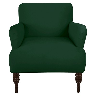 Incroyable Accent Chair Velvet Emerald   Skyline Furniture® : Target