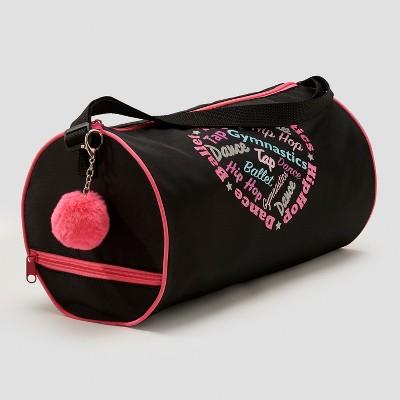 aa606c4e1b Freestyle by Danskin Girls  Dance Duffel Bag - Black