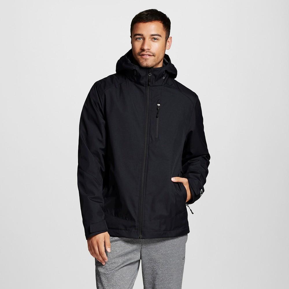 Men's 3-in-1 Systems Jacket - C9 Champion Black 2XL, Size: Xxl