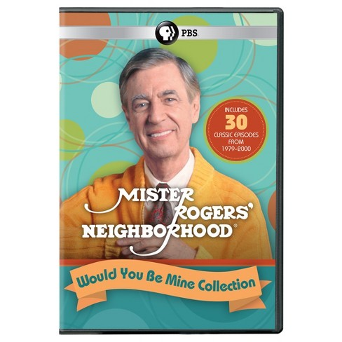 Mister Rogers' Neighborhood: Would You Be Mine Collection (DVD) - image 1 of 1
