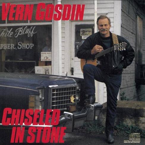 Vern Gosdin - Chiseled In Stone (CD) - image 1 of 2