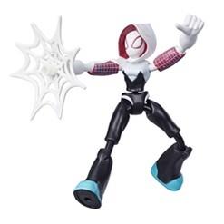 Marvel Bend and Flex Ghost-Spider Figure