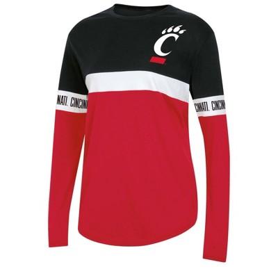 NCAA Cincinnati Bearcats Women's Long Sleeve T-Shirt