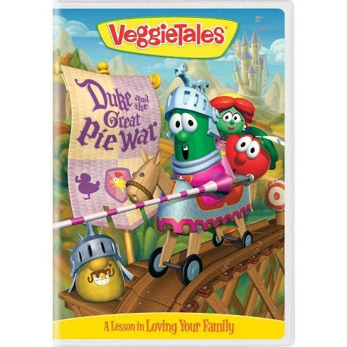 Veggie Tales: Duke and the Great Pie War (DVD) - image 1 of 1