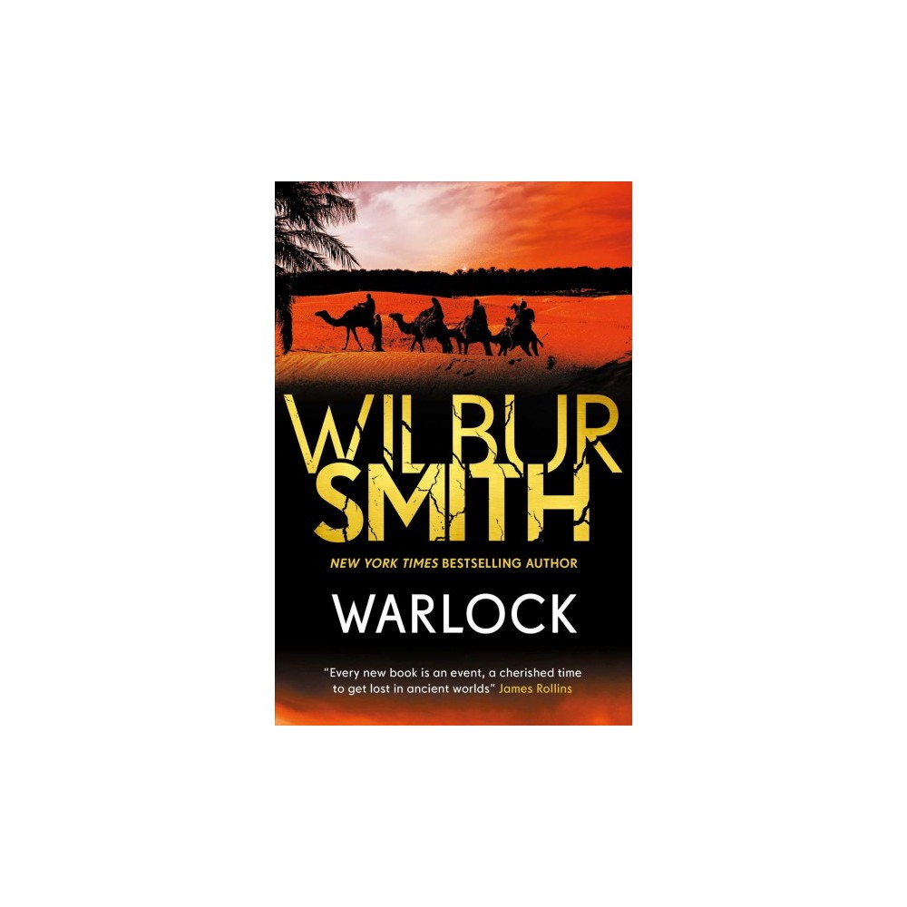Warlock - Reprint by Wilbur A. Smith (Paperback)