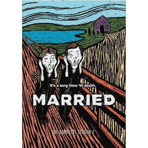 Married: The Complete Season 1 (DVD) - image 1 of 1